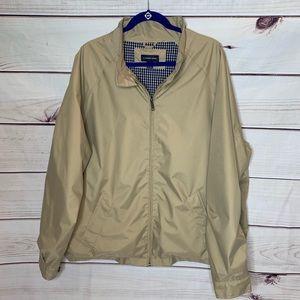 Lands End • essential cotton jacket XL
